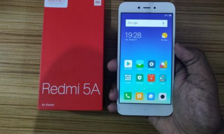 Redmi 5A Unboxing & Overview