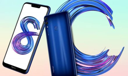 Honor 8C with 6.2-inch HD+ display Powered with New Snapdragon 632 processor launched & sale goes on Dec'10