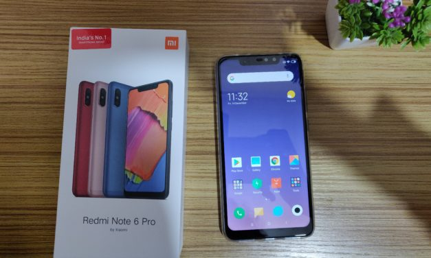 Redmi Note 6 Pro has Quad Camera Unboxing & Overview with Camera Samples