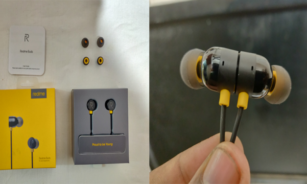 Realme Buds Earphone Unboxing & Review – Is this Affordable for Rs. 500?