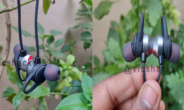 Wings Chrome Bluetooth Earphone Unboxing & Review – Best Earphone with Dolby Effect (VicsHacks Elite)
