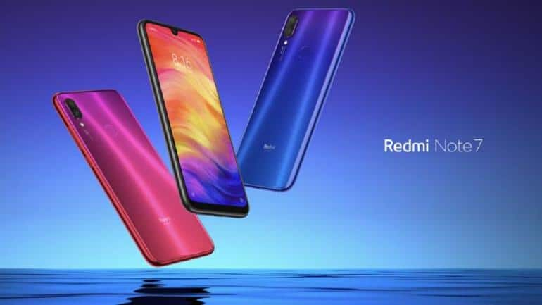 Redmi Note 7 with Snapdragon 660 at SoC, 48MP Rear Camera to be launched in India on 12'Feb
