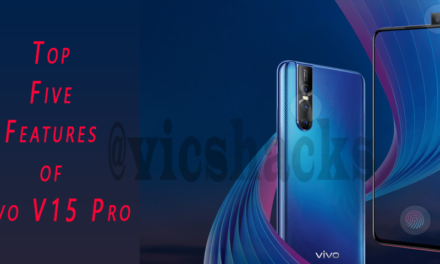 Upcoming Vivo V15 Pro Top 5 Features