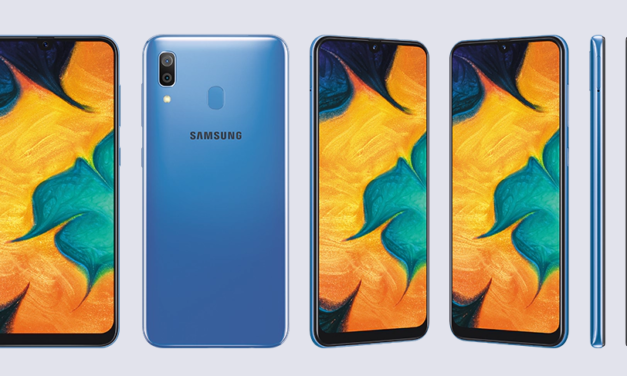Samsung Launched Galaxy A30 in India starting from Rs. 16,990 on 2nd March