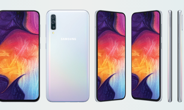 Samsung Galaxy A50 Launched in India | On-Screen Finger Print | Triple Rear Camera |Exynos 9610 Octa core Processor | starting from Rs. 19,990 on 2nd March