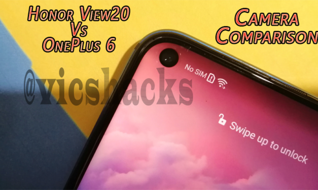 [Oneplus6 vs Honor View20 Camera Comparison] Honor View20 has Sharp & Rich Picture Details than Oneplus6 but lacks in Color Reproduction