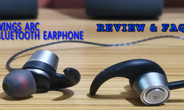 [REVIEW & FAQ] Wings ARC Bluetooth Earphone | Powerful Bass blended with Live Vocals